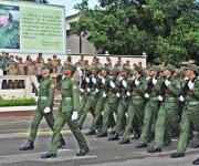 Momentos de la ceremonia militar-JM-correa