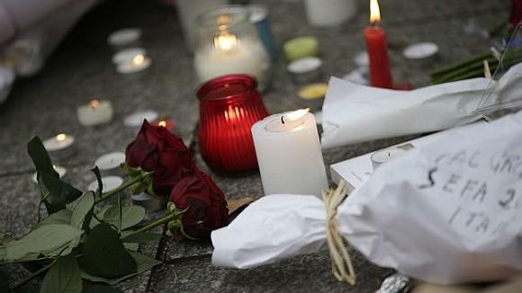 Muestras de solidaridad con las víctimas se han visto no sólo en Francia sino en varios países.  Foto: AFP