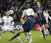 Ibrahimovic llegó a 85 goles en Liga con el PSG. Foto: EFE.