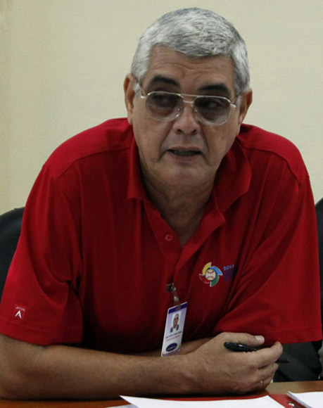 José Antonio Castillo. Foto: José Raúl Concepción.