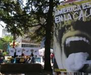 ARGENTINA, Mar del Plata.- 05 11 02.  Cumbre de los Pueblos.Foto: Ismael francisco/Cubadebate.
