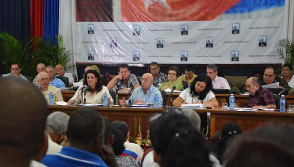 En el encuentro se analizaron con profundidad los problemas del sector agrícola. Foto: Bárbara Vasallo