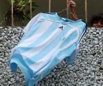 camiseta argentina futbol