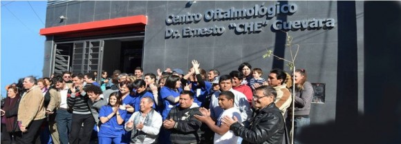 centro oftalmológico che guevara en córdova 940