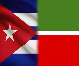 Arriba hoy a Cuba Primer Ministro de Tatarstán