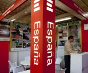 La cuarta de las empresas que participan en FIHAV provienen de España. Foto: Ismael Francisco/Cubadebate