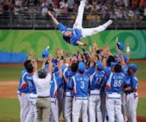 La selección coreana celebra su victoria (Foto: PL)