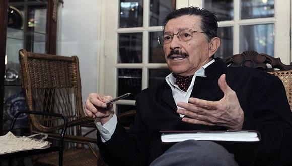 """El educador Martin Almada fue calificado por la dictadura de Stroessner como un subversivo y un """"terrorista intelectual."""