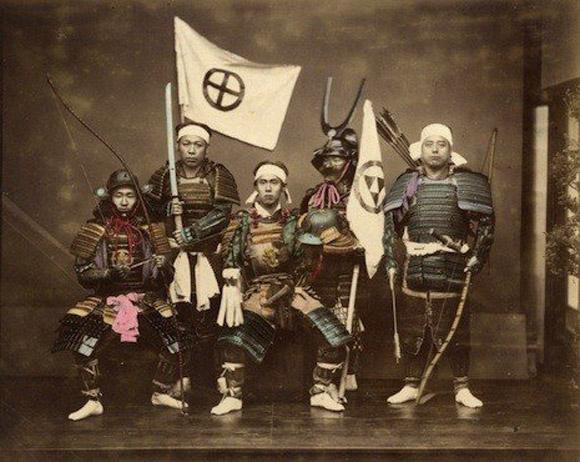 ocaso de guerreros samurais y sus costumbres (1)