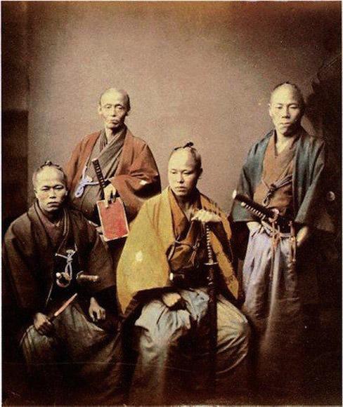 ocaso de guerreros samurais y sus costumbres (13)