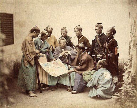 ocaso de guerreros samurais y sus costumbres (17)