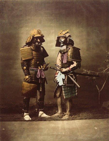 ocaso de guerreros samurais y sus costumbres (3)