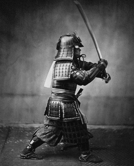 ocaso de guerreros samurais y sus costumbres (4)