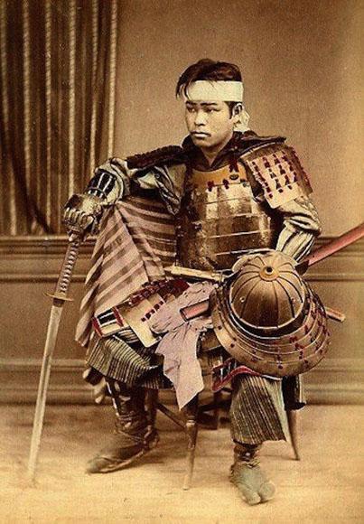 ocaso de guerreros samurais y sus costumbres (5)