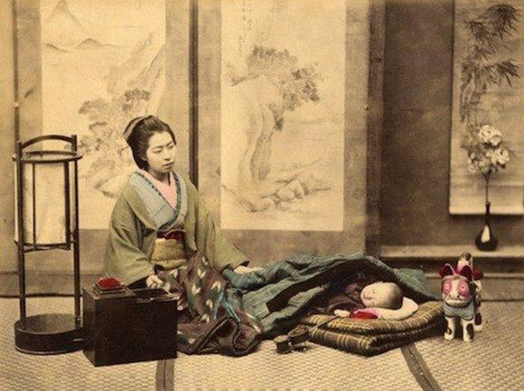 ocaso de guerreros samurais y sus costumbres (7)