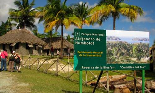 Parque Alejandro Humbold