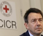 Peter Maurer, presidente del Comité Internacional de la Cruz Roja.