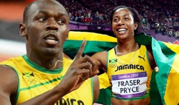 Bolt y Fraser-Pryce ganan premio caribeño de prensa deportiva