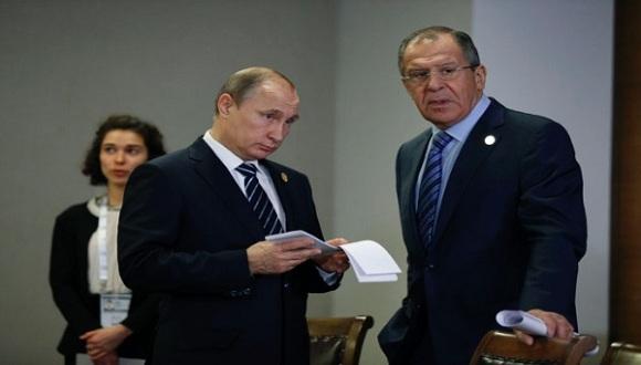 Las sanciones contra Rusia vienen casi dos meses después de que este país iniciara sus operaciones contra el EI en territorio Sirio. Foto: EFE.
