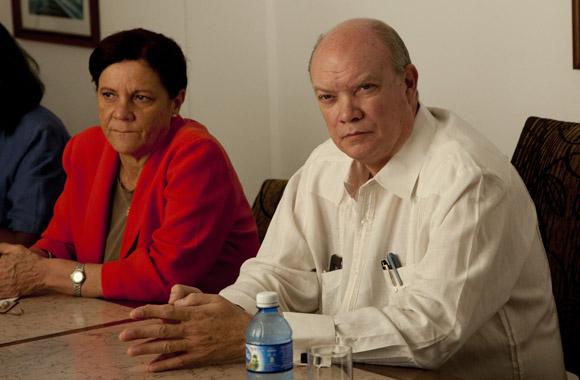 Rodrigo Malmierca, ministro cubano de Comercio Exterior y la Inversión Extranjera. Foto: Ismael Francisco/ Cubadebate.