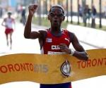 Richer Pérez en Panamericanos de Toronto.