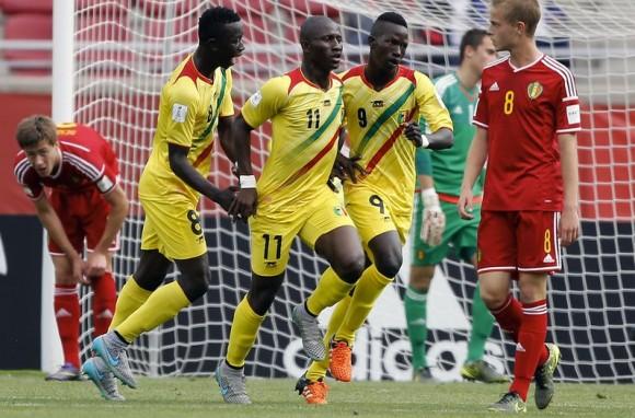 Con el triunfo a primera hora, el conjunto malí abrió las posibilidades para que el torneo tuviera la primera final de equipos africanos desde que en 1993 Nigeria venciera a Ghana en la final. Foto: nacion.com