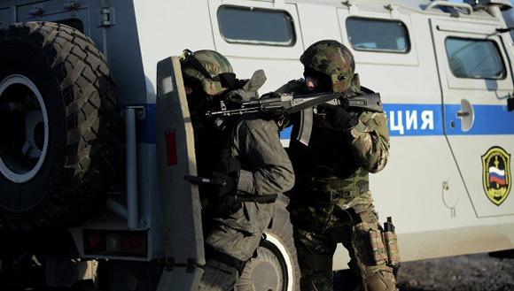 El operativo se realizó en la región del Cáucaso ruso. Foto: Ria Novosti