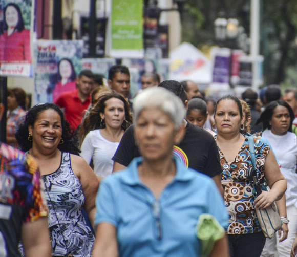 Venezuela es el país con la mayor mezcla racial en América.
