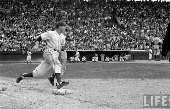 ¡Jonrón de Roberto Ortiz! (febrero-1951)