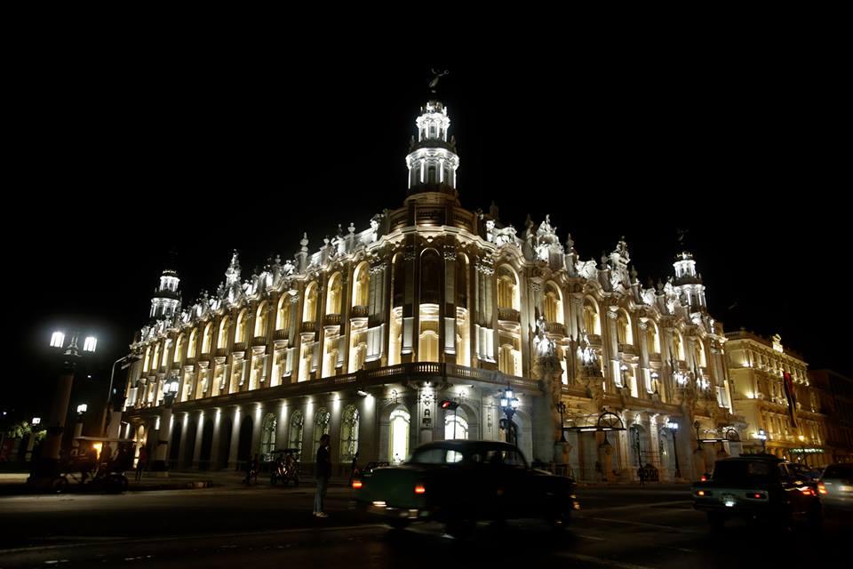 El regalo del Gran Teatro de La Habana al primer día de 2016