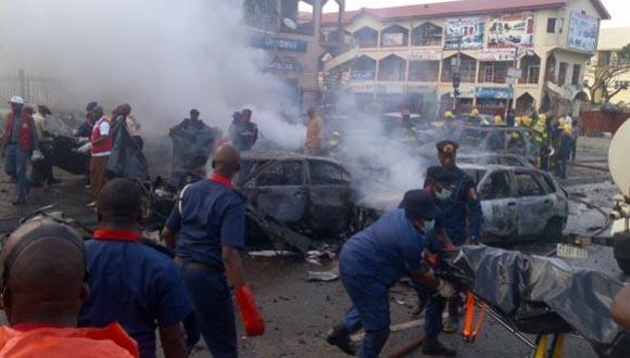 Atentados en Nigeria perpetrados por el grupo extremista Boko Haram. (Foto: Telesur)