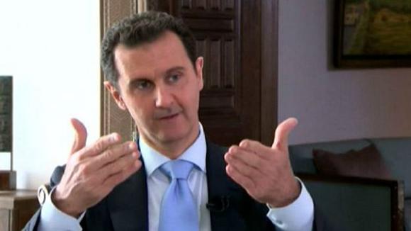 Estados Unidos y sus aliados insisten en derrocar a Bashar Al Asad, presidente de legítimo de Siria. Foto: AP.