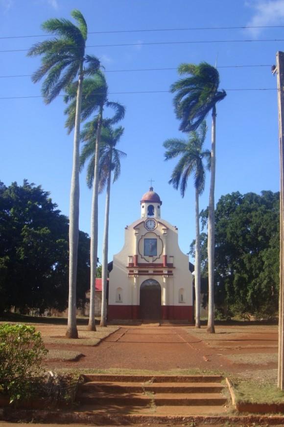 Batey Jaronú, Esmeralda, Camagüey. Foto: Luis Alberto Pérez García / Cubadebate