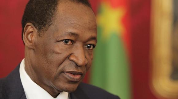 Blaise Compaoré gobernó en Burkina Faso luego de dar un golpe de estado al también golpista Thomas Sankara hasta que fue derrocado en 2014. Foto: AP.