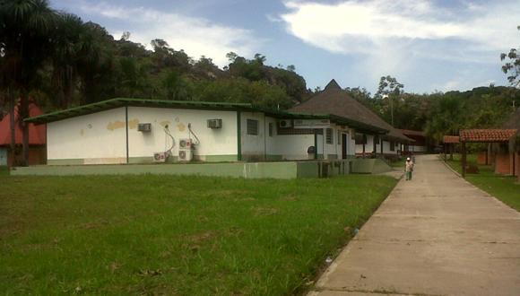 CDI La Esmeralda en Alto Orinoco