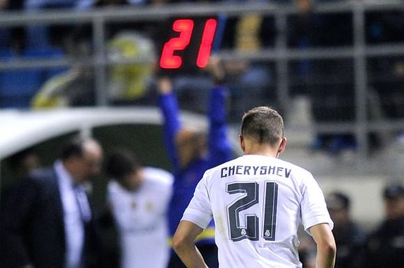 """El """"Caso Cheryshev"""" provoca la eliminación del conjunto merengue. Foto tomada de okdiario"""