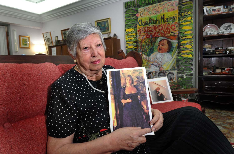 Argentina: Apareció Clara Anahí Mariani, la nieta 120 (+ Video ...