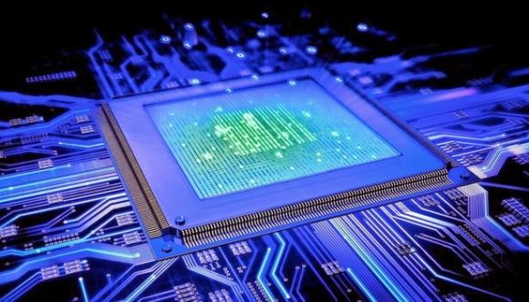 Chip de computadora. Foto tomada de extranotrix.blogspot.com