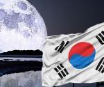 Corea del Sur y la luna