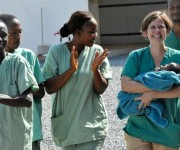 El último paciente de ébola en Guinea fue dado de alta en noviembre de 2015. Foto: Getty.
