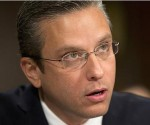 Alejandro Javier Garcia Padilla, gobernador de Puerto Rico. Foto: Pablo Martinez Monsivais/ AP.