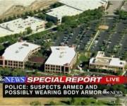 El incidente ha ocurrido en las oficinas de la organización Inland Regional Center.
