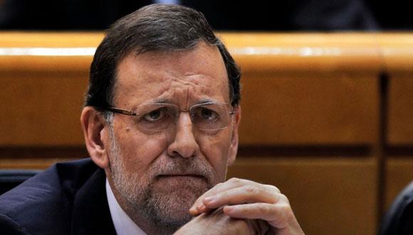Mariano Rajoy. Foto: Archivo.