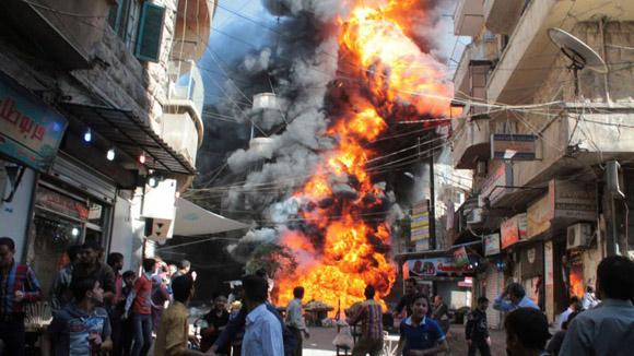 El conflicto en Siria ha provocado más de 200 mil muertes. Foto: Reuters.