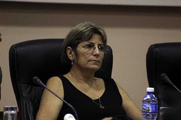 Dra. Zenaida Costales (Cuba). Foto: José Raúl Concepción/Cubadebate.
