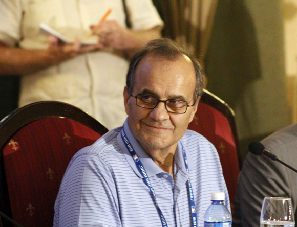 Joe Torre. Gerente de Operaciones Deportivas. Foto: José Raúl Concepción/Cubadebate.