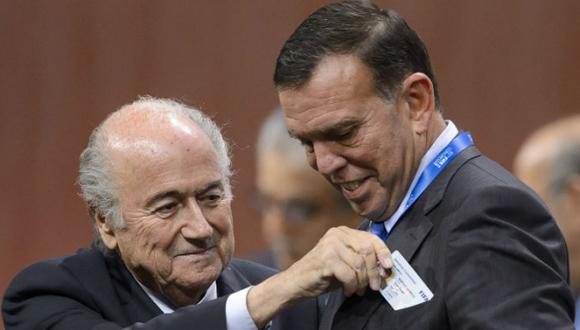 El paraguayo Juan Ángel Napout es el presidente de la CONMEBOL. Foto: Tomada de bolavip.com