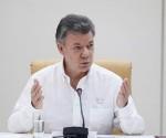 Juan Manuel Santos, presidente de Colombia. (Foto: Archivo)
