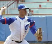 Lázaro Blanco no tuvo una buena apertura pero resultó ganador. Foto: ISCarrillo.