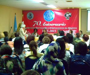 La FDIM celebró el 70 aniversario de su creación. (Foto: Mariela Pérez Valenzuela)